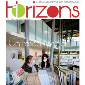 couverture Horizons n°60